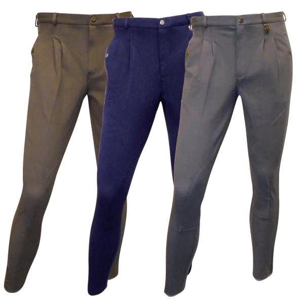 Pantalon d'équitation homme New Milan