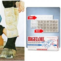 Argile en sous-bandage Bigeloil