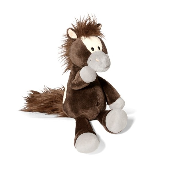 Peluche Cheval Kapoony assis