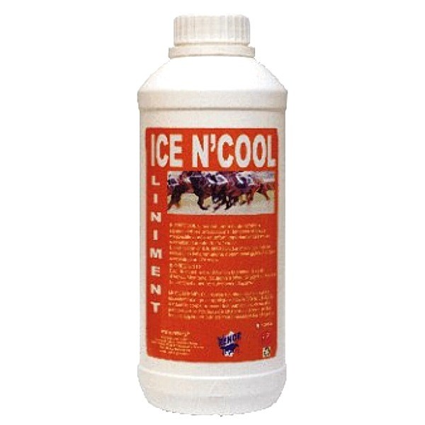 Ice N'Cool Liniment Rekor - rafraichissant