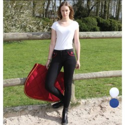 Pantalon équitation femme Cristal