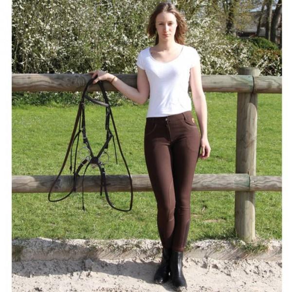 Pantalon équitation femme Zippie