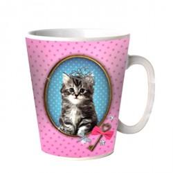 Mug Chat Pretty Kitten
