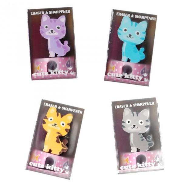 Gomme Chat -  Sweet Kitten
