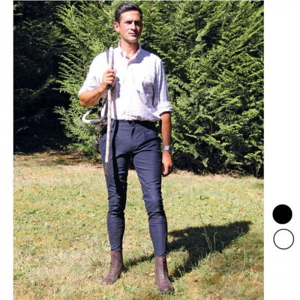 Pantalon d'équitation homme Fabio