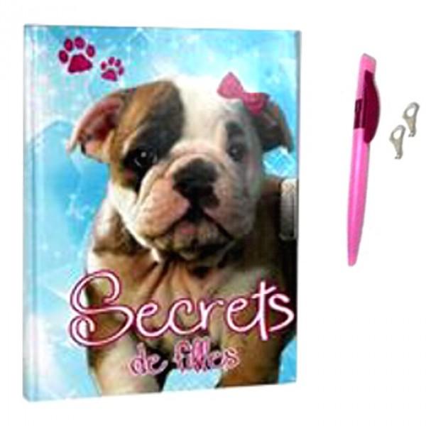 Journal intime Chien Secret de filles